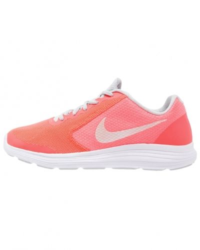 Nike Performance Revolution 3 se neutrala löparskor lava glow/white/pure platinum