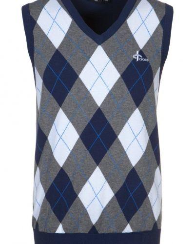 Rewind stickad tröja - Cross - Långärmade Träningströjor