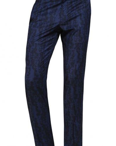 Topman Topman REX Kostymbyxor mid blue
