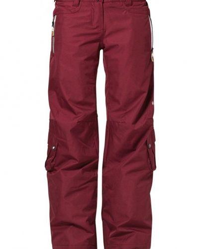 Oxbow ROBINIA Täckbyxor Rött - Oxbow - Träningsbyxor med långa ben