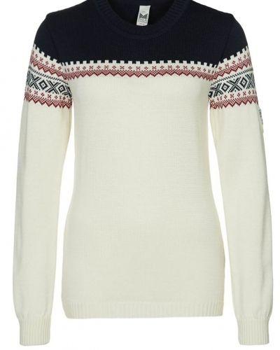 Till dam från Dale of Norway, en beige sweatshirts.