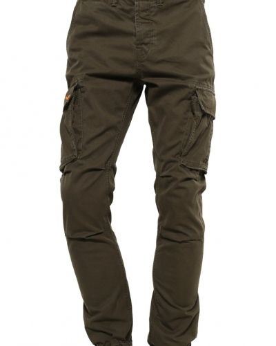 Superdry Rookie cargobyxor chopper green