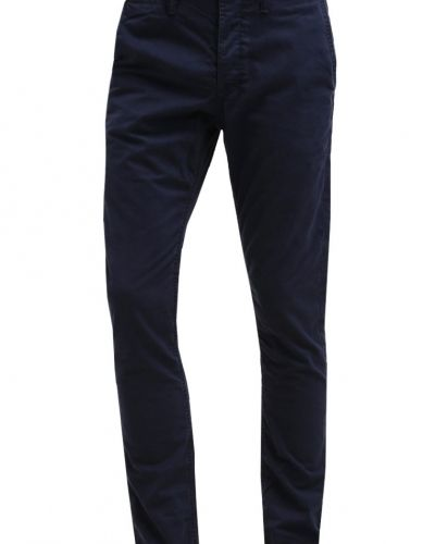 Rookie chinos legion blue Superdry chinos till dam.