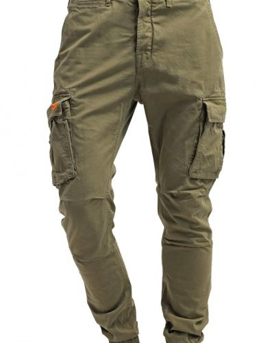 Superdry Superdry ROOKIE GRIP Cargobyxor field army