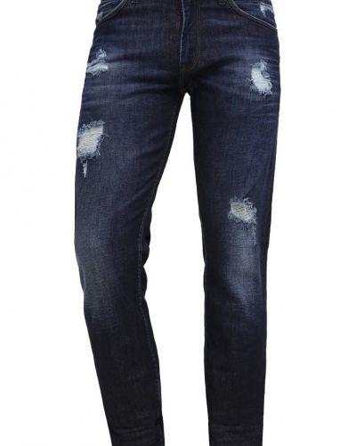 Straight leg jeans från Teddy Smith till dam.