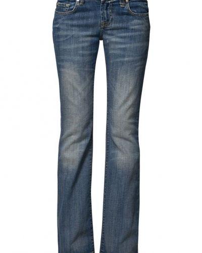 Blå bootcut jeans från LTB till tjejer.