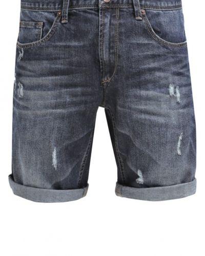 Roy jeansshorts dark use Solid jeansshorts till dam.