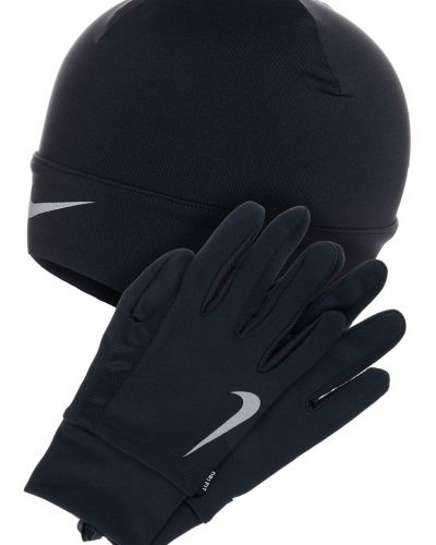 Mössa Nike Performance SET Fingervantar black/silver från Nike Performance