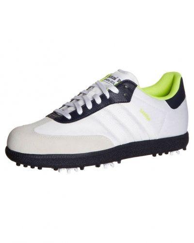 adidas Golf SAMBA GOLF Golfskor Vitt - adidas Golf - Golfskor