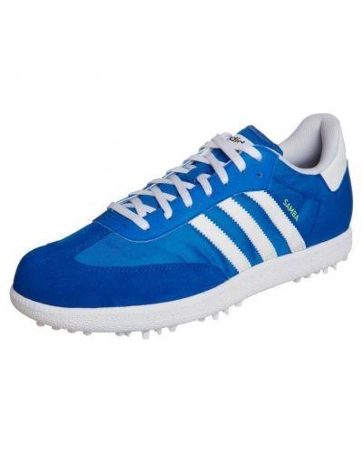 adidas Golf adidas Golf SAMBA GOLF Golfskor Blått. Traningsskor håller hög kvalitet.