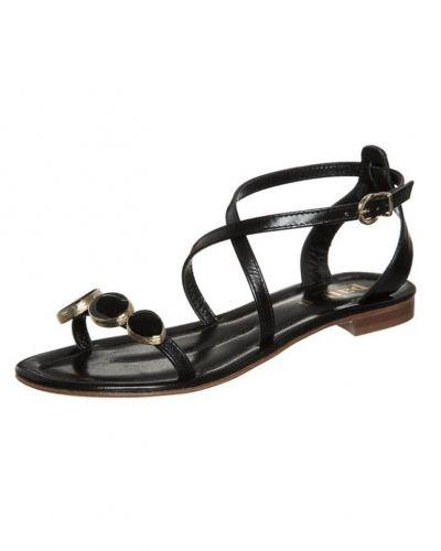 Apair Apair Sandaler & sandaletter capra nero