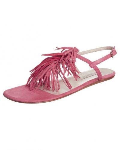 Pura Lopez Sandaler & sandaletter Ljusrosa - Pura Lopez - Träningsskor flip-flops