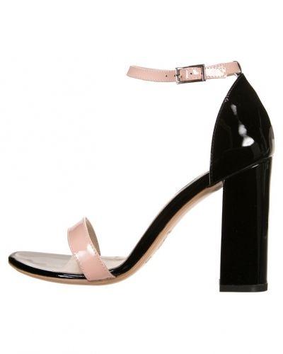 Apair Sandaler & sandaletter black/rosa