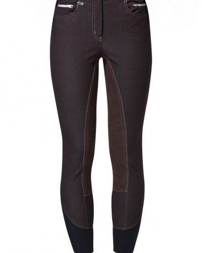 USG SARA Långa byxor Brunt - USG - Träningsbyxor med långa ben
