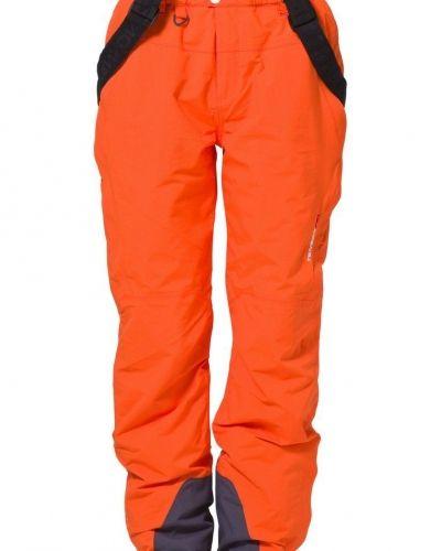 TENSON SARA Täckbyxor Orange - Tenson - Träningsbyxor med långa ben