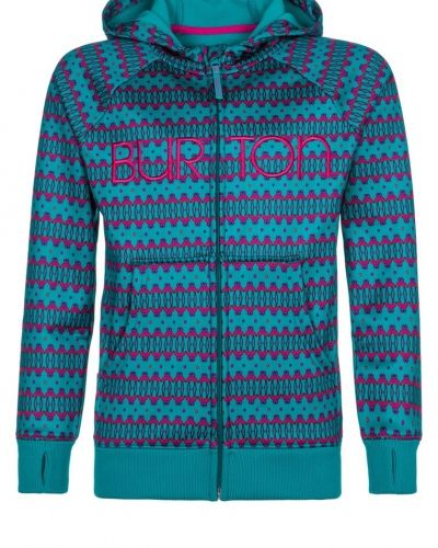 Burton SCOOP Fleecejacka Turkos - Burton - Fleecejackor