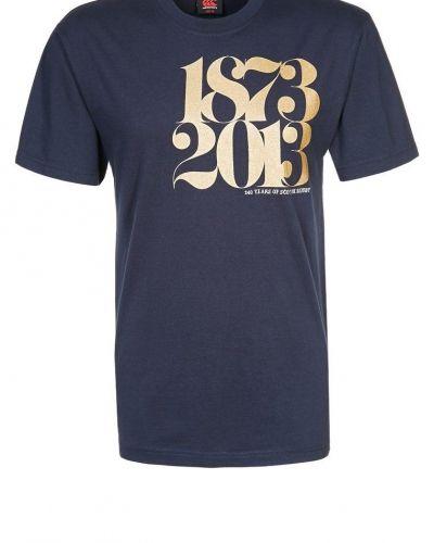 Canterbury SCOTLAND '18732013' Tshirt med tryck Blått - Canterbury - Kortärmade träningströjor