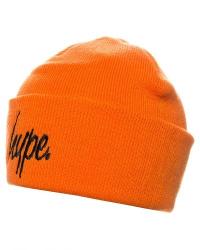 Hype Hype SCRIPT Mössa orange/black