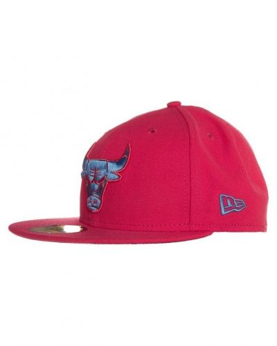 New Era SEASONAL CONTRAST CHICAGO BULLS Keps Rött från New Era, Kepsar