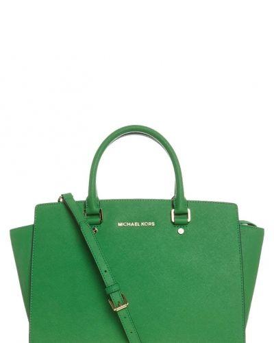 michael kors grön väska