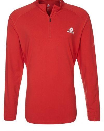 adidas Performance SEQUENTIALS Tshirt långärmad Rött från adidas Performance, Långärmade Träningströjor