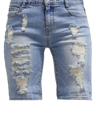 Sesil jeansshorts blue denim Sparkz jeansshorts till tjejer.