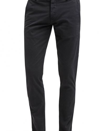 Shhone luca chinos black Selected Homme chinos till dam.