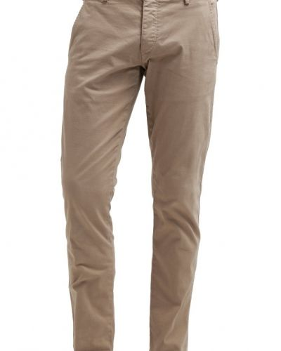 Selected Homme SHHONE LUCA Chinos greige från Selected Homme