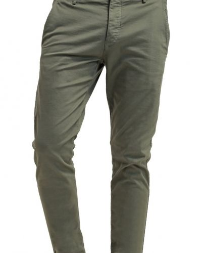 Chinos Selected Homme SHHONELUCA Chinos green olive från Selected Homme