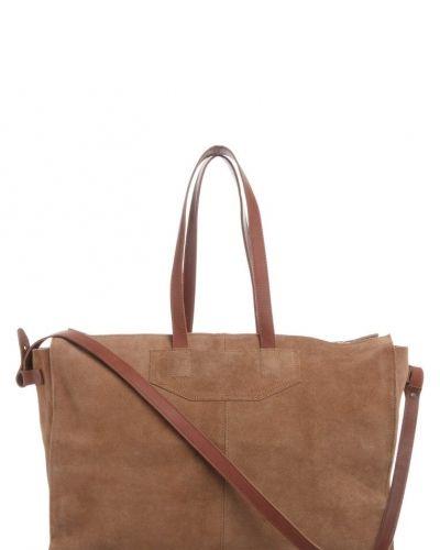 Zign Zign Shoppingväska Brunt. Väskorna håller hög kvalitet.