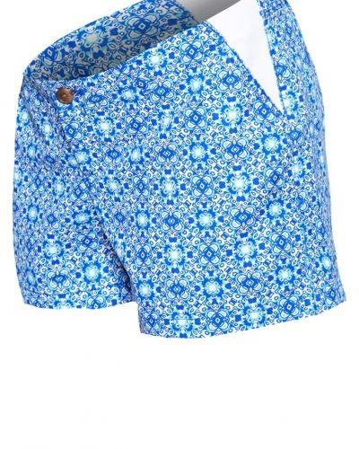 Shorts blue Övriga shorts till dam.