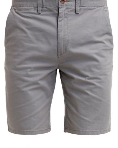 Shorts grey Burton Menswear London shorts till dam.
