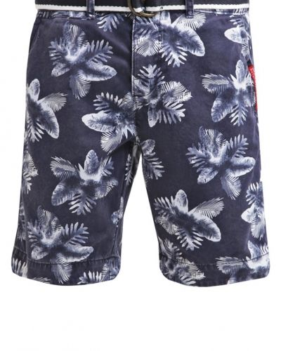Shorts navy Superdry shorts till dam.