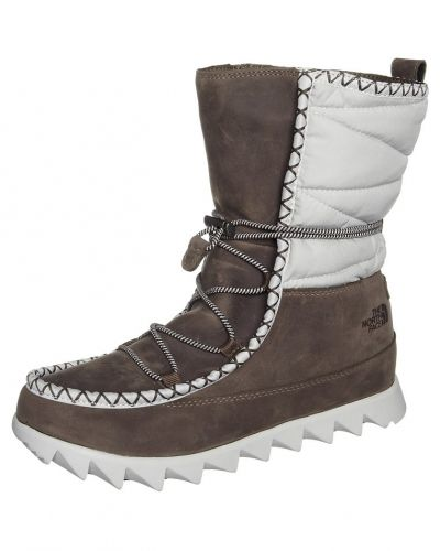 Till dam från The North Face, en brun vintersko.