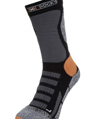 X-Socks X Socks SKI CROSS COUNTRY Träningssockor Grått. Traningsunderklader håller hög kvalitet.