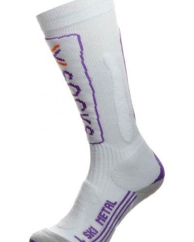 X Socks SKI METAL Träningssockor Vitt från X-Socks, Träningsstrumpor