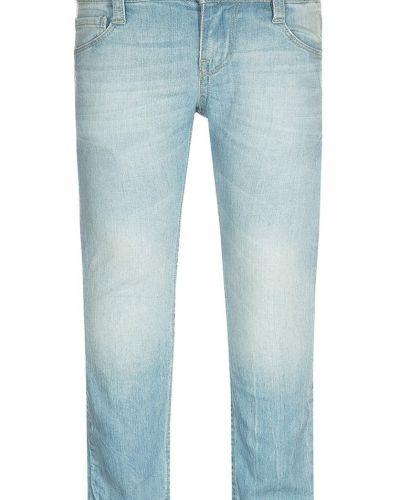 Skinny jeans slim fit bleu claire Levi's® jeans till dam.