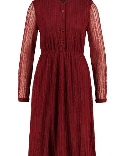 Yumi Skjortklänning burgundy från Yumi
