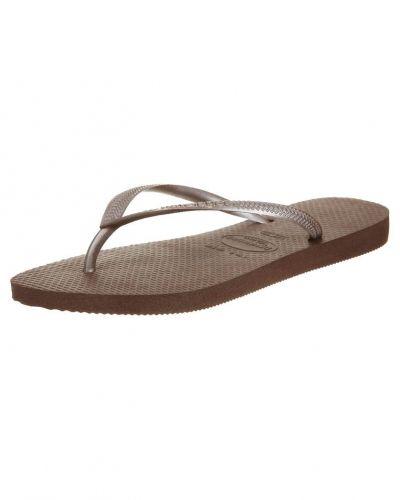 Havaianas SLIM Badsandaler Brunt från Havaianas, Träningsskor flip-flops