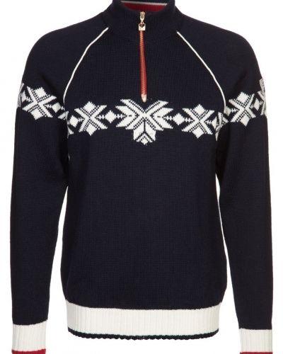 Dale of Norway SOCHI Stickad tröja Blått - Dale of Norway - Långärmade Träningströjor
