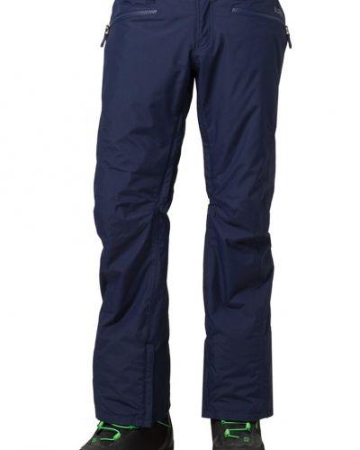Burton SOCIETY Täckbyxor Blått från Burton, Träningsbyxor med långa ben