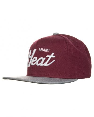 Mitchell & Ness Sombre keps burgundy/grey
