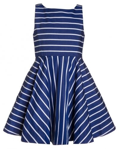 Sommarklänning blue/white Polo Ralph Lauren klänning till mamma.