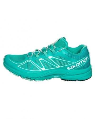 Salomon Salomon SONIC PRO Neutrala löparskor teal blue/bubble blue