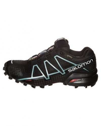 Salomon Speedcross 4 gtx löparskor terräng black/metallic