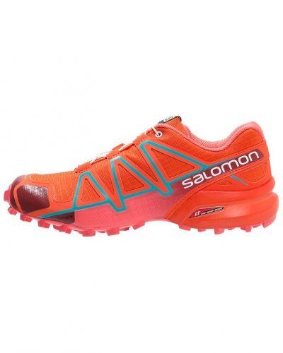 Speedcross 4 löparskor terräng tomato red/coral punch/blue jay Salomon löparsko till mamma.