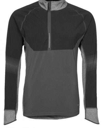 Nike Performance SPHERE DRY Tshirt långärmad Grått från Nike Performance, Långärmade Träningströjor