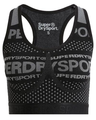Sportbh black Superdry sport bh till tjejer.