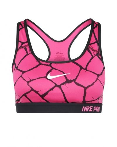 Sportbh vivid pinl/black/white Nike Performance sport bh till tjejer.