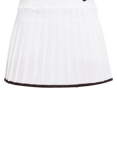 Sportkjol white/black Nike Performance sportkjol till mamma.
